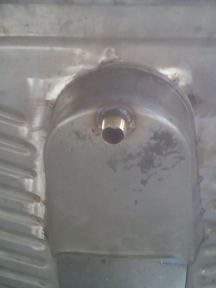 粪尿分离不锈钢蹲便器